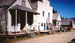 Barkerville, British Columbia  Wells, British Columbia
