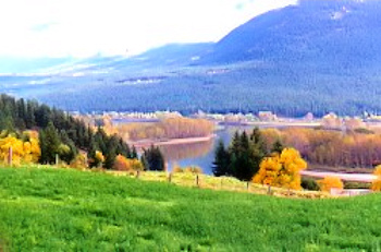Barriere Little Fort Clearwater Blue River Valemount Bc