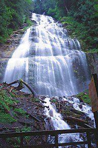 Bridal Falls Bc Canada Bridal Falls Provincial Park