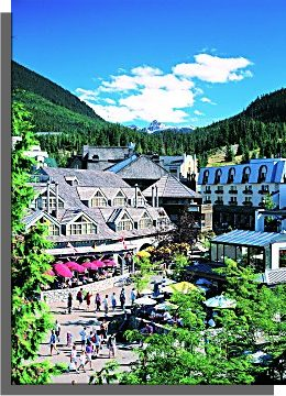 Whistler, BC. Whistler, British Columbia, Canada