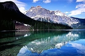 Yoho National Park Golden Bc