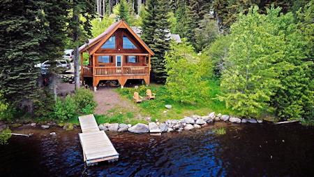 Beaver Lake Mountain Resort Cabins Camping Rv Sites At