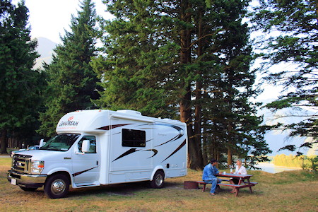Rv For Sale Canada >> Canadream Rv Rentals Sales Vancouver Bc Canada Motor Home