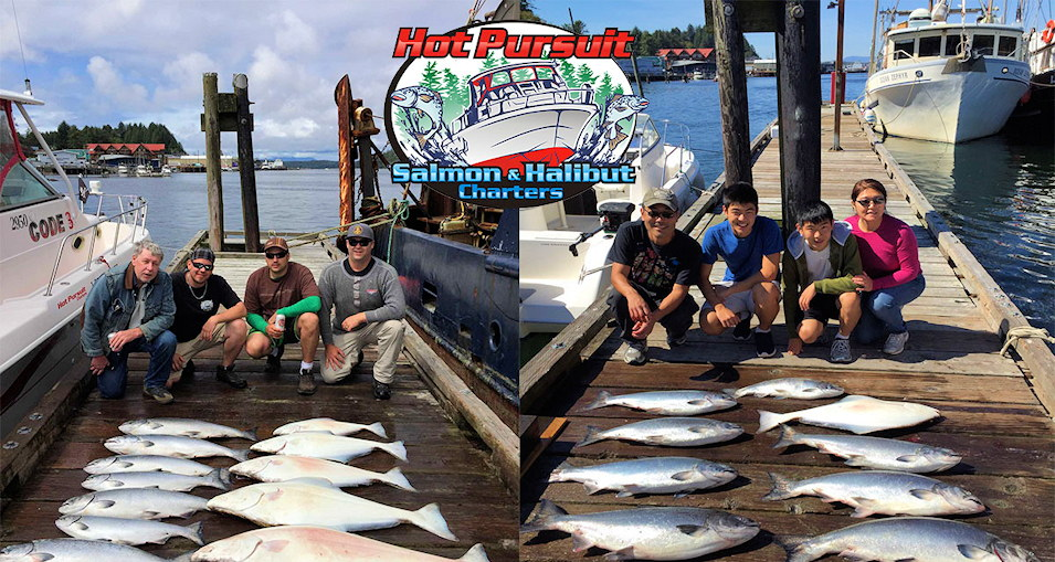 how to catch halibut in bc