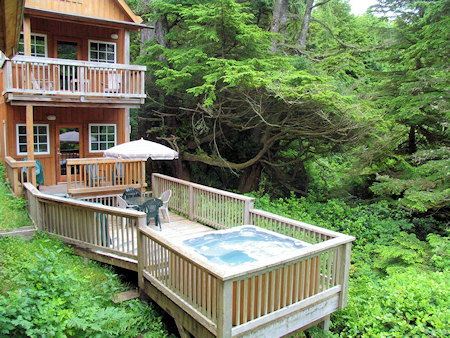 Terrace Beach Resort Ucluelet Bc Canada Vancouver Island Accommodations Oceanfont Cabins